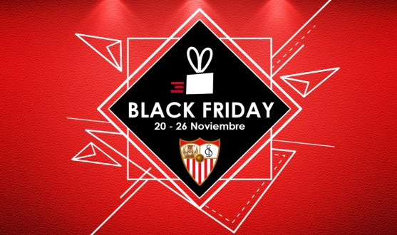 Black Friday in official strores