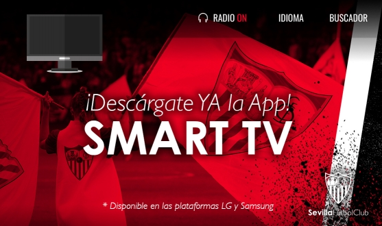 Aplicación Smart TV