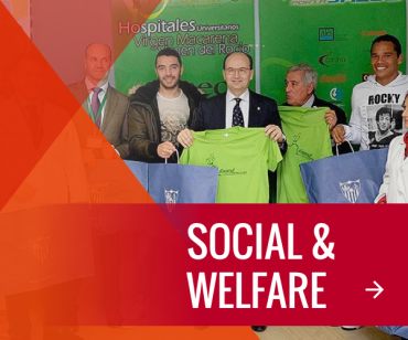 Social and welfare activities