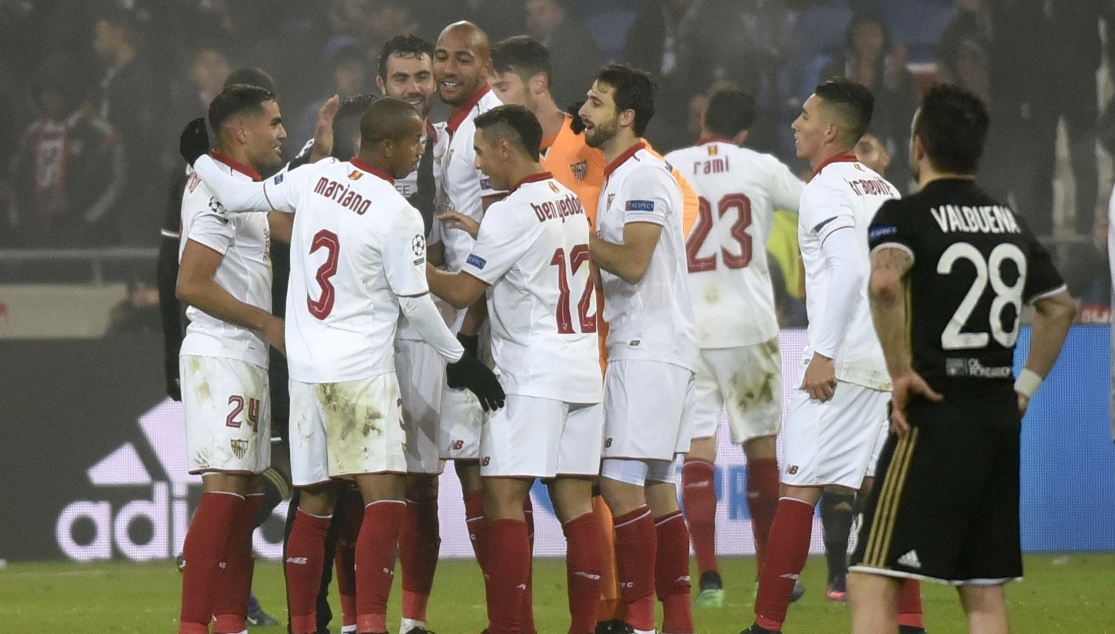 After Lyon-Sevilla FC