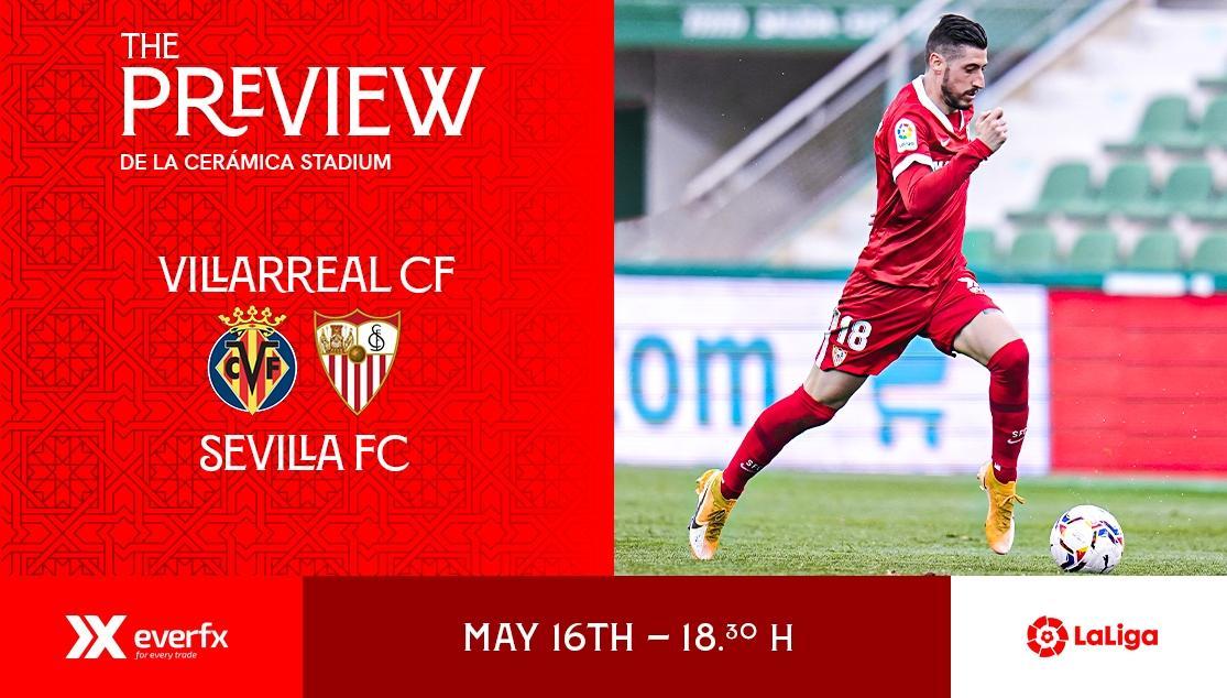 Sevilla Fc Look For The Points Record In Villarreal Sevilla Fc