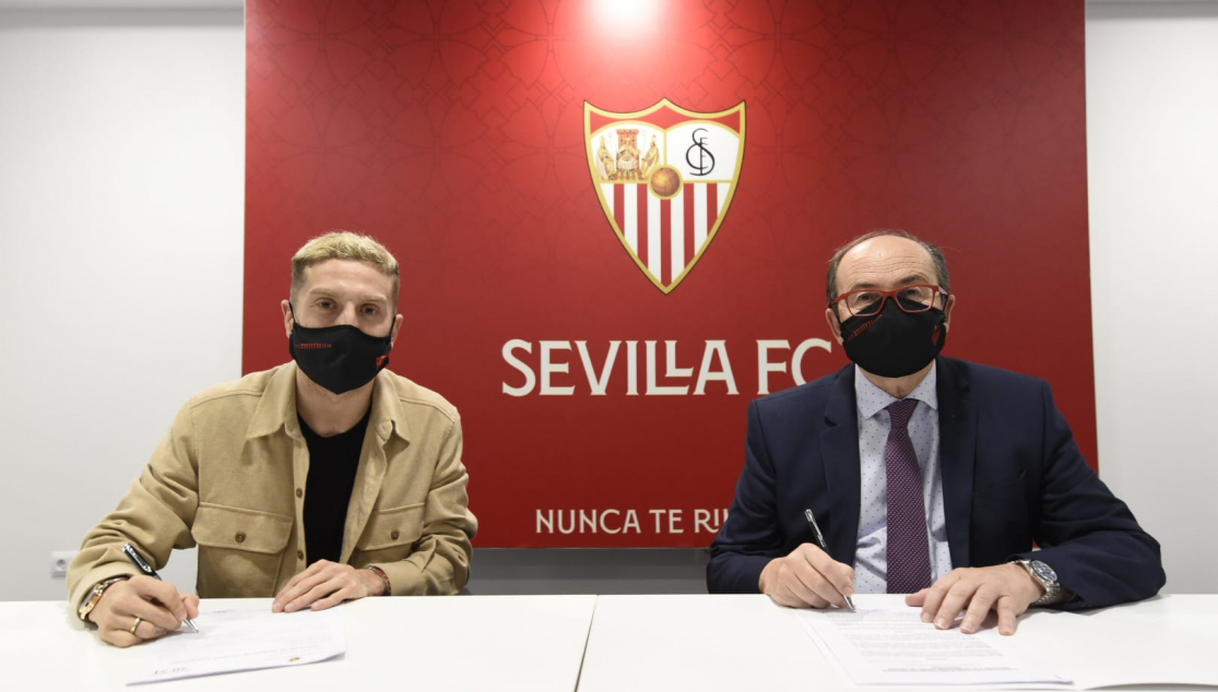 Agreement for the transfer of Papu Gómez | Sevilla FC