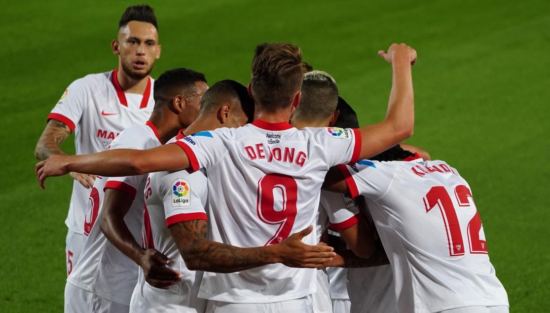 Squad registration 2020/21   Sevilla FC