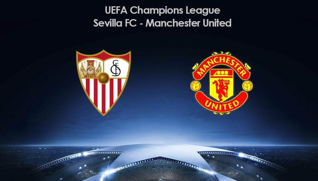 FC Seville - Manchester Utd
