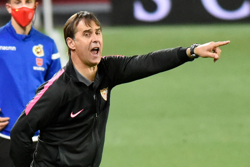 Julen Lopetegui, ante el Athletic Club